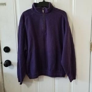 Tommy Bahama Men's Sweatshirt 1/4 Zip